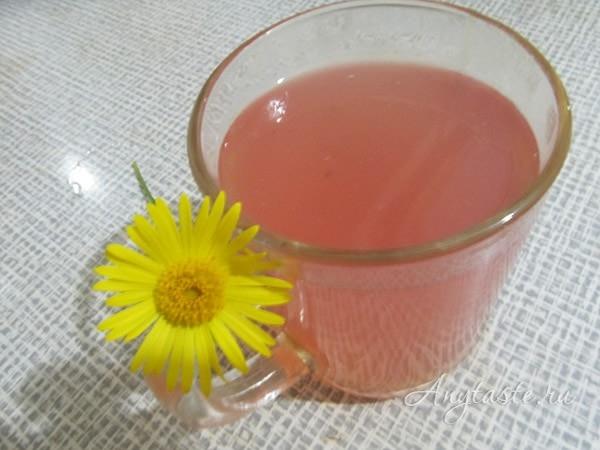 Кисель из замороженных ягод