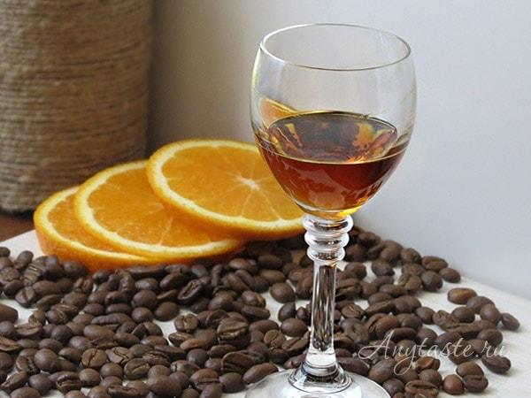 рецепты ликера из кофе